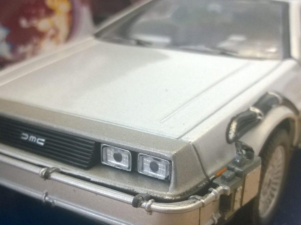 DeLorean Modell