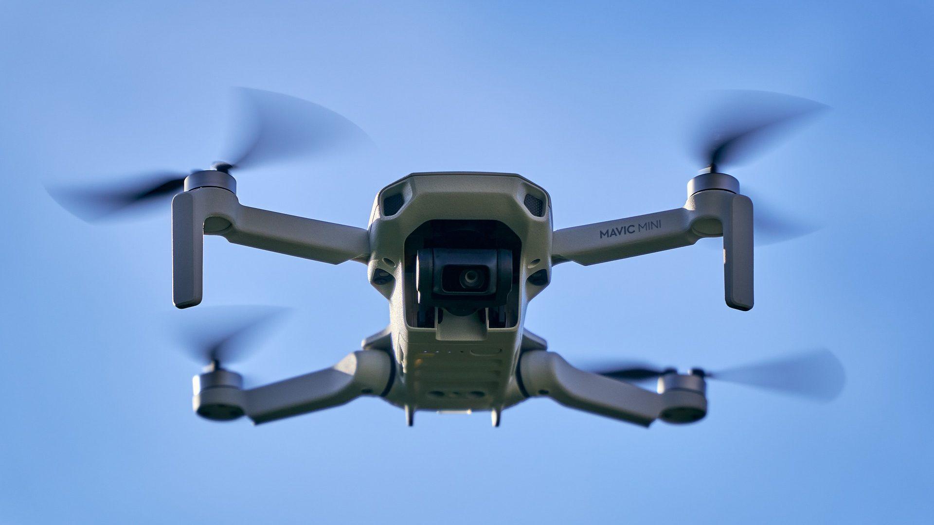Drohnen und mehr