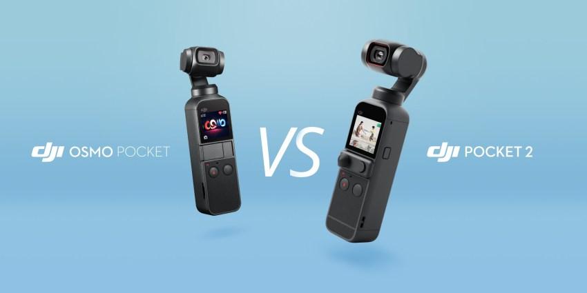 Osmo Pocket und Pocket 2
