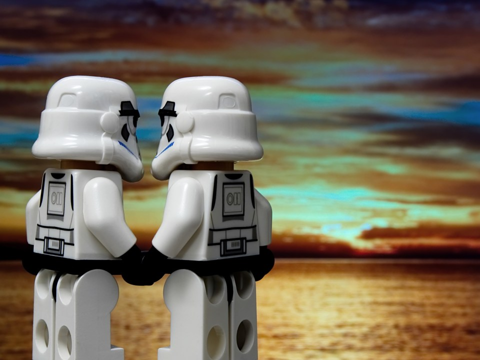 Romantic Stormtrooper