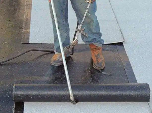 flat roofing wichita ks