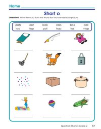 Phonics For Grade 2 - popflyboys