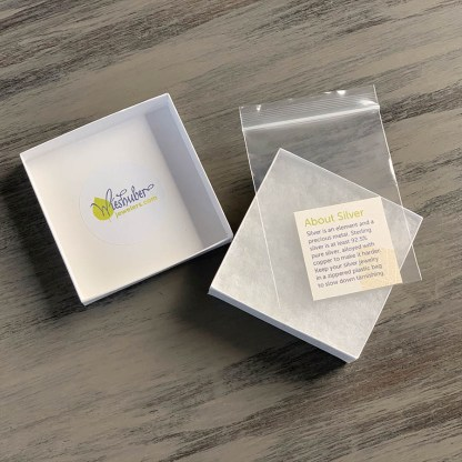 inside the gift box