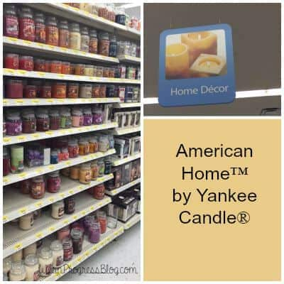 American Home by Yankee Candle at Walmart