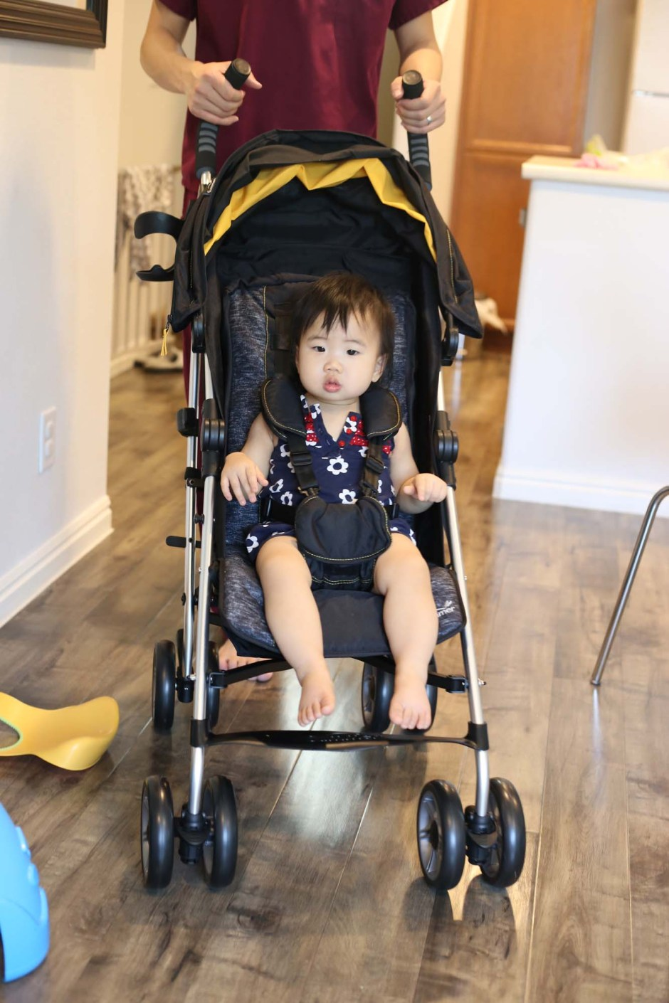 summer infant stroller 3D zyre