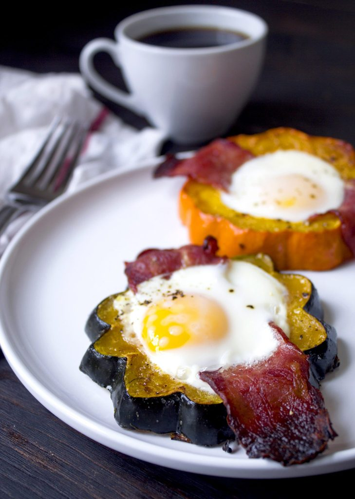 Autumn Squash Breakfast Cups Wifemamafoodie
