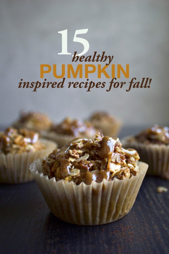15 Must-Try Healthy Pumpkin Recipes To Celebrate Fall | Wifemamafoodie