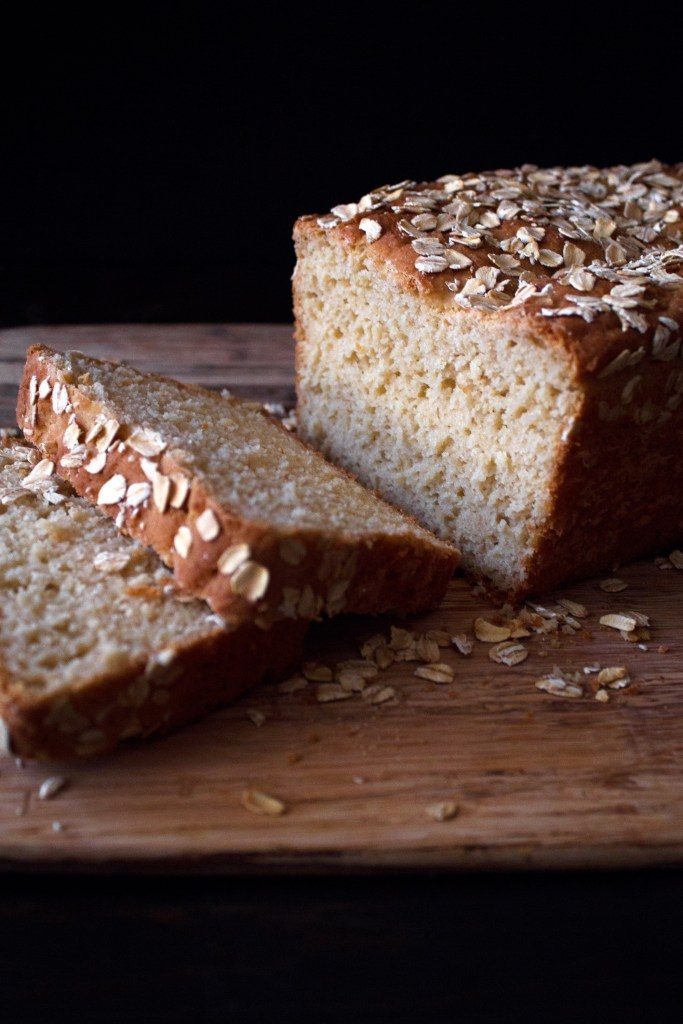 Gluten-Free Honey Oat Bread