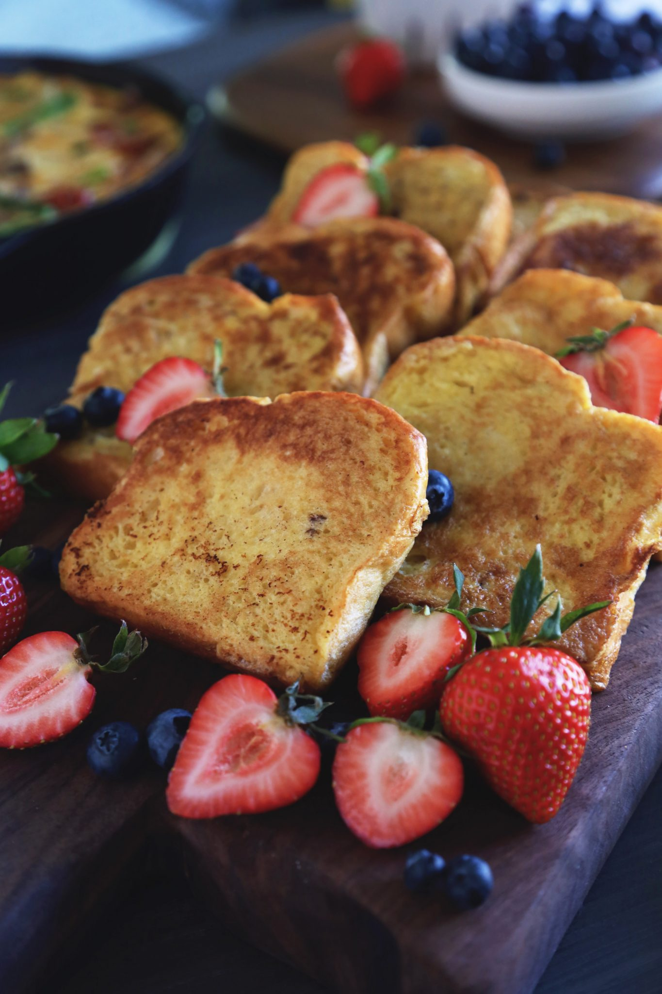 Classic French Toast Dairy And Refined Sugar Free Can Be Adapted To Be  Gluten Easy French Toast Casserole
