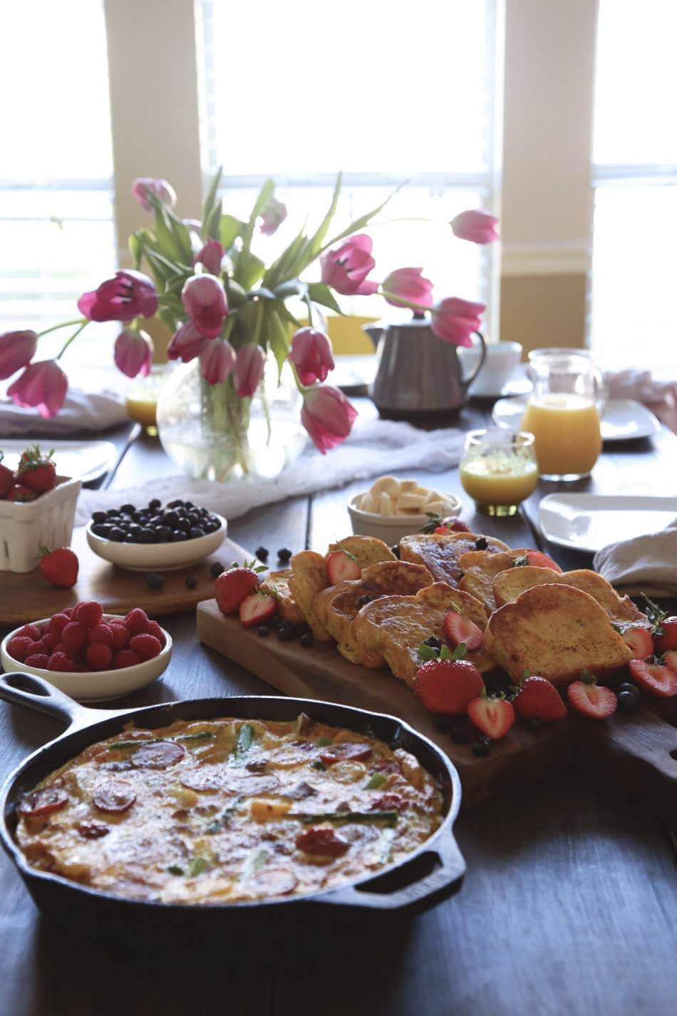 Mother's Day Brunch Recipes   Many gluten, grain, and dairy free, as well as vegan/vegetarian options.