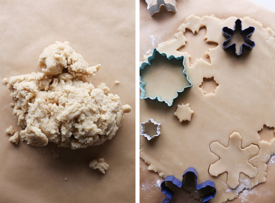 Simple Cut-Out Cookies | Wife Mama Foodie | Vegan Friendly with Gluten-Free Option