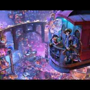 Pixar Coco Movie