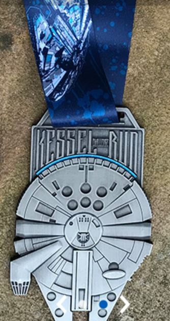 Star Wars Virtual Half Marathon