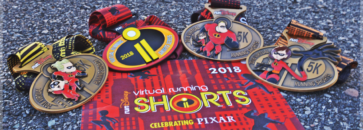 2018 runDisney Virtual Shorts