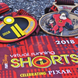2018 runDisney Virtual Shorts