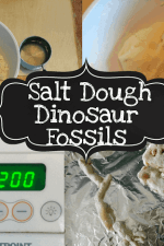 Salt Dough Fossils, Research Journals, and More to Investigate Dinosaurs!