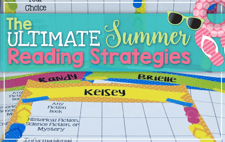 The Ultimate Summer Reading Strategies