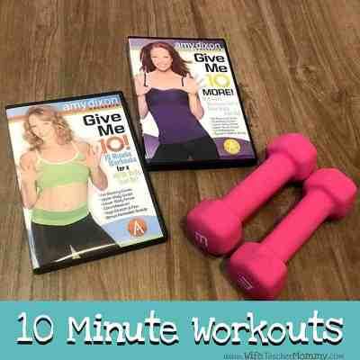 Workouts for Teachers 1