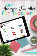 Our Amazon Favorites for Teachers