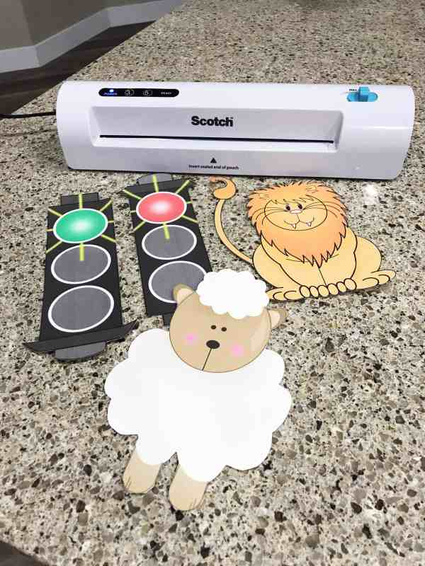 Scotch Thermal Laminator is perfect for teachers!
