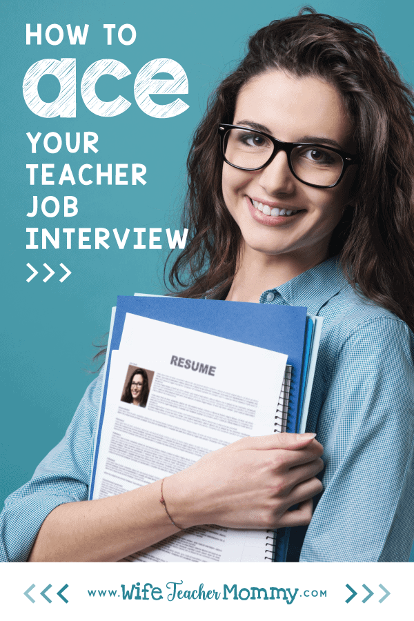 Are you a new teacher who just completed student teaching? Check out these teacher job interview tips! This reviews common teaching job interview questions, outfits to wear for your teacher interview, what to include in your teaching portfolio, and more. Great for student teachers for kindergarten, 1st, 2nd, 3rd, 4th, 5th, or 6th grade classroom in the elementary school setting.