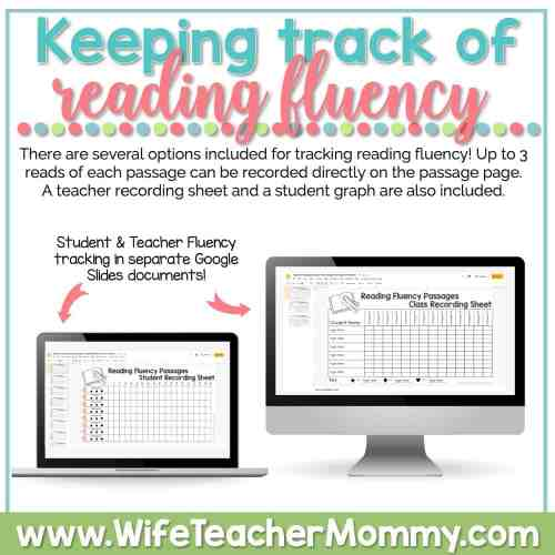 small resolution of 2nd Grade Differentiated Reading Comprehension and Fluency GOOGLE SLIDES -  Wife Teacher Mommy