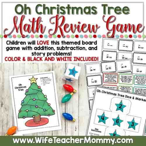 small resolution of December Homeschool Lessons for 1st Grade and 2nd Grade Math - Wife Teacher  Mommy