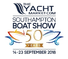 Southampton Boat Show 14th - 23rd September 2018