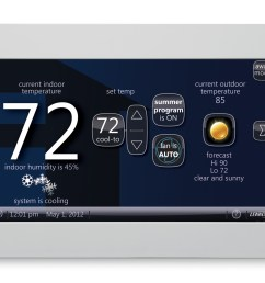 lennox icomfort wi fi thermostat review [ 1800 x 1200 Pixel ]