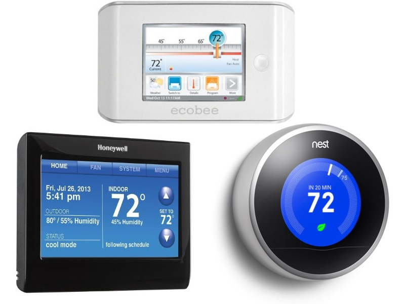 honeywell wifi thermostat kit 4 way switch wiring diagram power at light nest vs ecobee thermostats compared