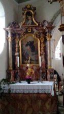 Kirche St. Urban Wifling | Seitenaltar links