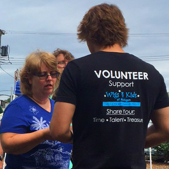Hair donation organizations