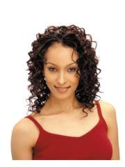 fuss auburn curly shoulder length