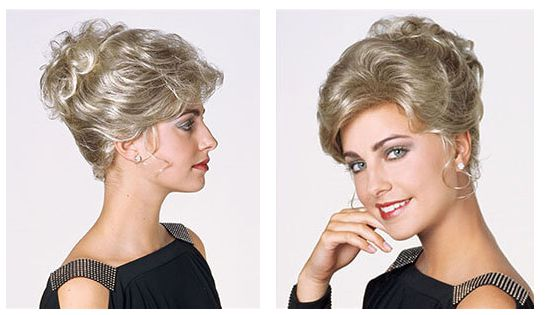 Amore Updo Wig by Perfect Image