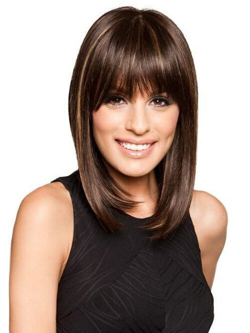 Cute and Sweet Type wig