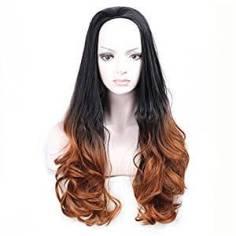 Long Wavy Wig for White Women