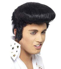 Smiffy Elvis Deluxe Wig