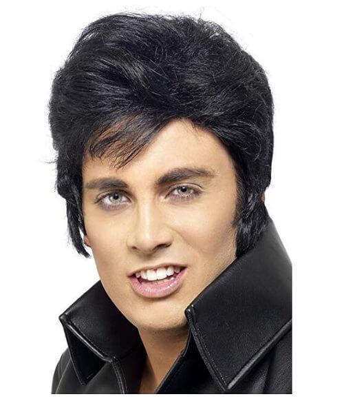 Smiffys Men Elvis Wig
