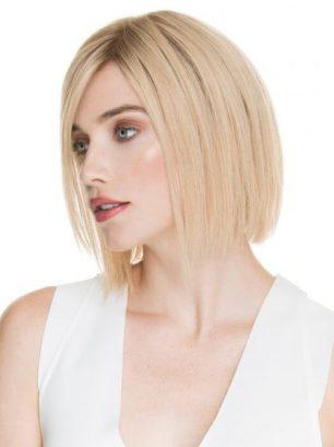 10 inch Blonde Bob wig