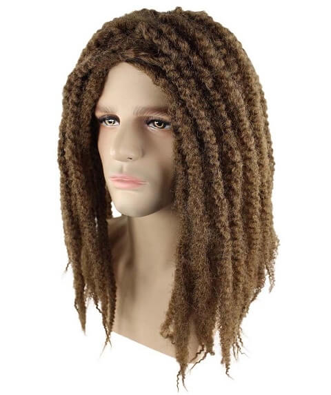 Long Dreadlock Costume Wig