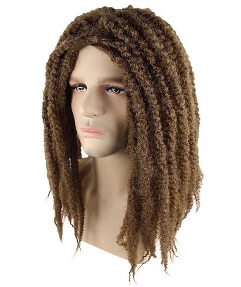 Long Dreadlock Costume Wig