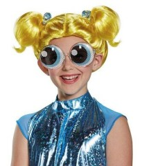 Bubbles Powerpuff Girls Wig