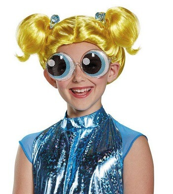 Bubbles Powerpuff Girls Wig