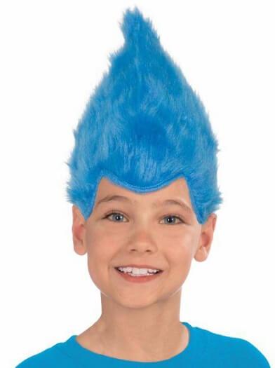 Creek Troll Kids Wig