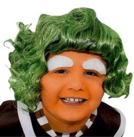 Oompa Loompa Kid Wig