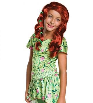 Poison Ivy Kids Wig