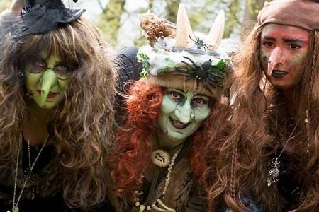 Walpurgisnacht wig