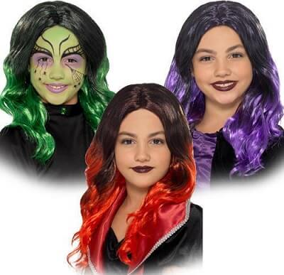 Wicked Witch Wig for Kids