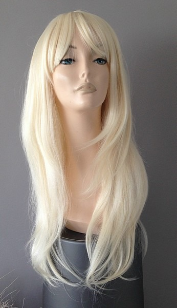 Blonde Extra Long Wig Crystal Superblonde Wig Store UK