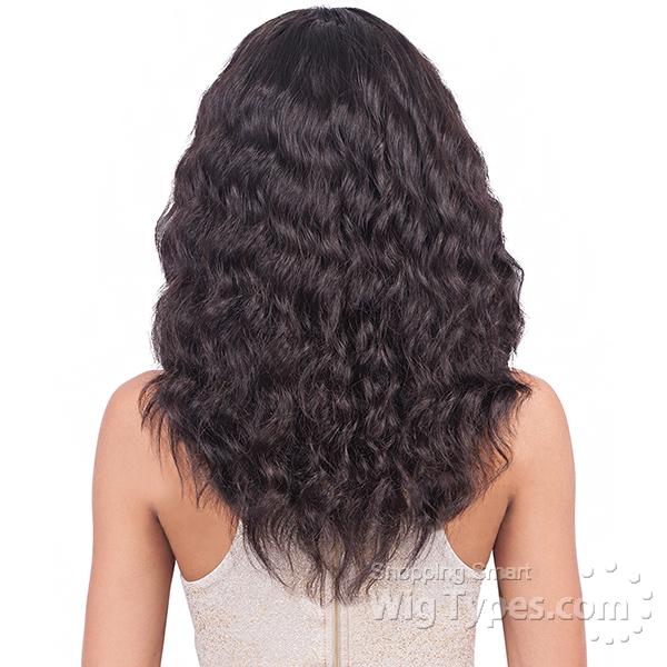 Bobbi Boss 100 Brazilian Virgin Hair 360 Swiss Lace Wig